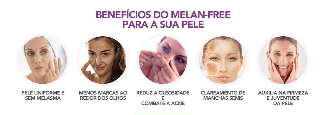 MelanFree Beneficios 1