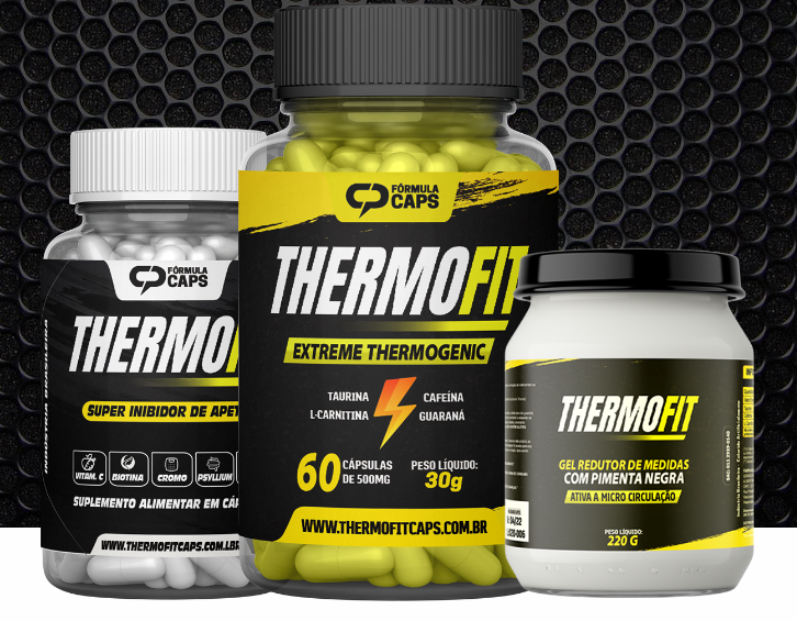 Kit Thermo Fit Caps 01