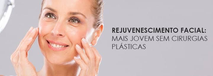 rejuvenescimento facial beneficios