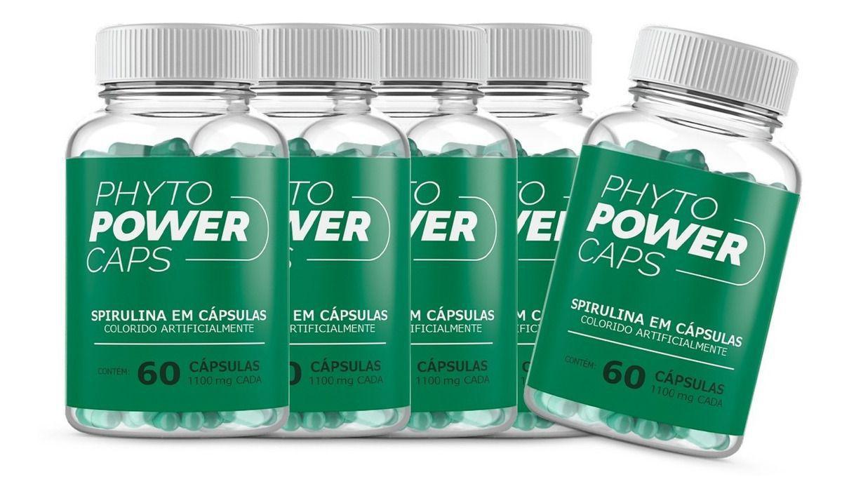 Phyto power caps 2